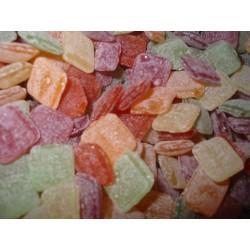 Bonbons aux plantes aromatiques