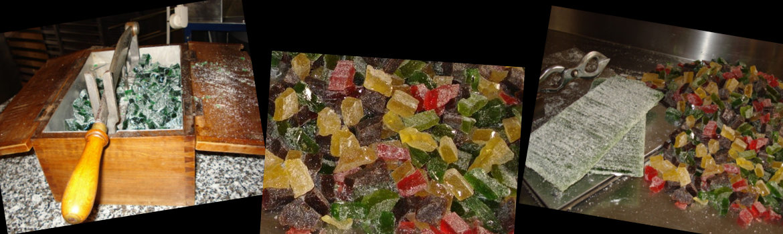 Nos bonbons cassés traditionnels