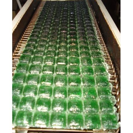 Bonbons des Vosges moulés par sorte