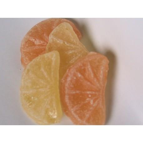 Bonbons Citron Orange