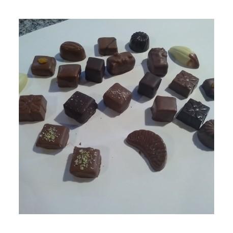 Ballotin chocolats fourrés assortis